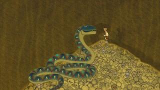 Мультфильм Гора самоцветов — Рогатый Хан (The Horned Khan) Калмыцкая сказка