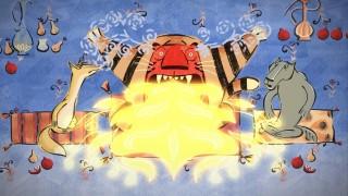 Мультфильм Гора самоцветов — Сказ хотанского ковра (The Hotan Carpet Tale) Уйгурская сказка