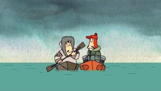 Мультфильм — К югу от севера (Мультфильм для детей)
