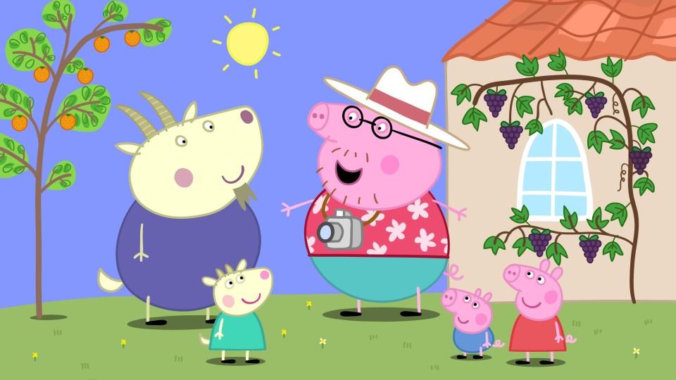 Свинка Пеппа — мультфильм Ютуб все серии подряд