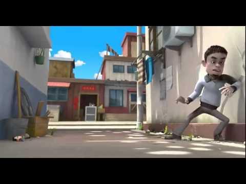 Китайские мультфильмы на китайском языке. Best chinese cartoons 12