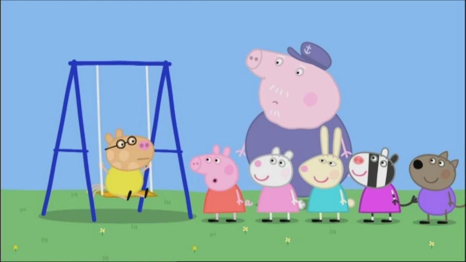 Свинка Пеппа новые серии смотреть онлайн бесплатно все серии подряд