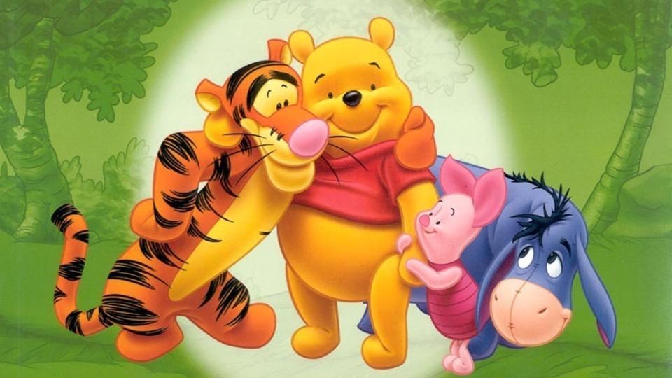 Винни Пух и его друзья . Все серии подряд. Дисней