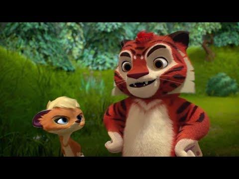 Лео и Тиг мультсериал смотреть все серии подряд без перерыва